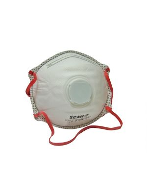 Moulded Disposable Valved Masks FFP3 (Pack 2)