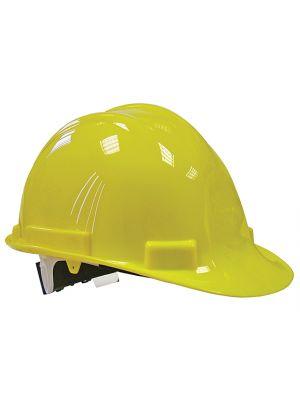 Deluxe Safety Helmet Yellow
