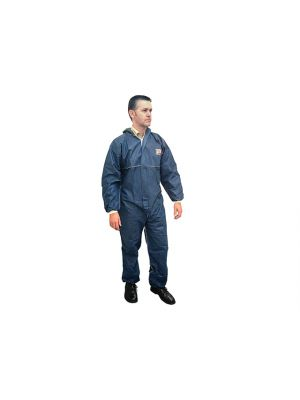 Disposable Overall Blue L (39-42in)
