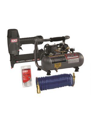 SLS18 Stapler & PC1010 Compressor 1Hp 230 Volt