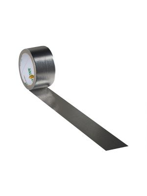 Duck Tape® 48mm x 9.1m A Bit Of Bling (Silver)