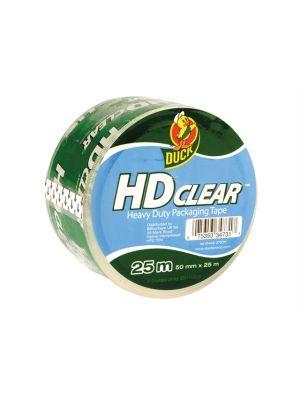 Duck Tape® Packaging Heavy-Duty 50mm x 25m Clear