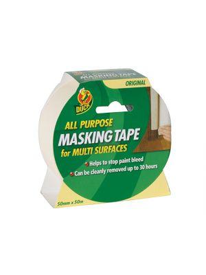 Duck Tape® All Purpose Masking Tape 50mm x 50m