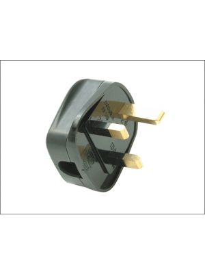 White 13A Fused Plug (Trade Pack of 20)
