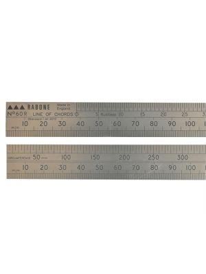 60R Line of Chords Rule 60cm