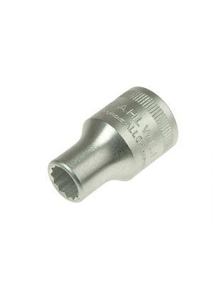 Bi-Hexagon Socket 1/2in Drive 8mm