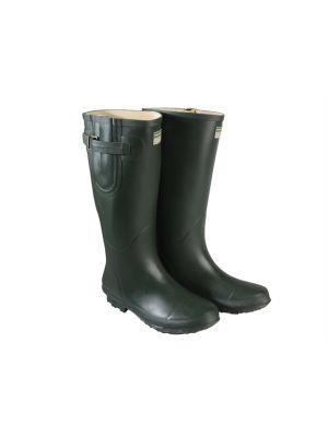 Bosworth Wellington Boots Green UK 4 Euro 37