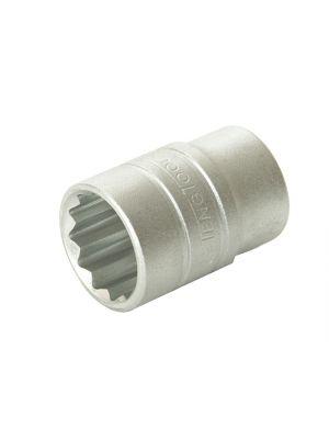 Bi-Hexagon Socket 12 Point 1/2in Drive 11mm