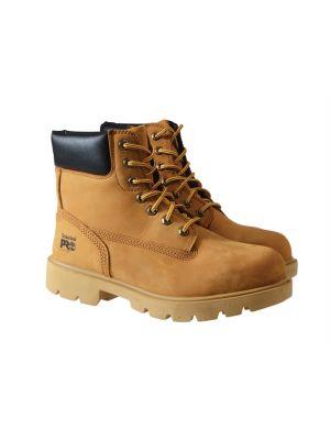 Pro SawHorse Safety Boots Wheat UK 7 Euro 41