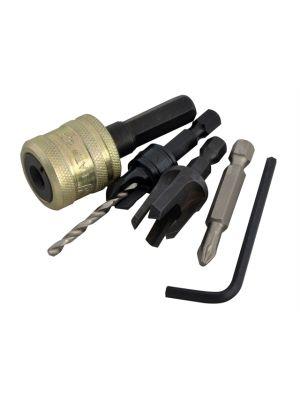 SNAP/PC10/Set Plug Cutter No10 Screw Set