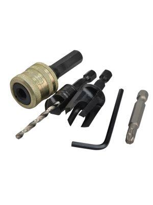 SNAP/PC12/Set Plug Cutter No12 Screw Set
