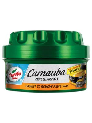 Carnauba Paste Cleaner Wax New Formula