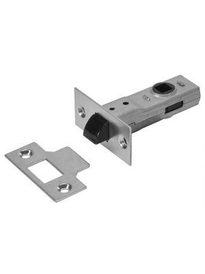 J2600 Tubular Latch Essentials Zinc Plated 65mm 2.5in Boxed