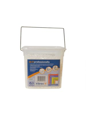 Wall Tile Spacers 2.5mm Pack of 3000