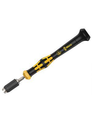 1460 Kraftform Micro ESD Pre-Set Torque Screwdriver 0.035Nm