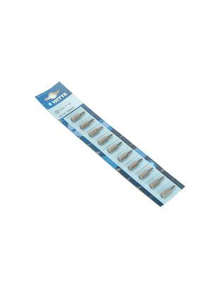 Tamper Proof Bits T10 25mm (Strip of 10)