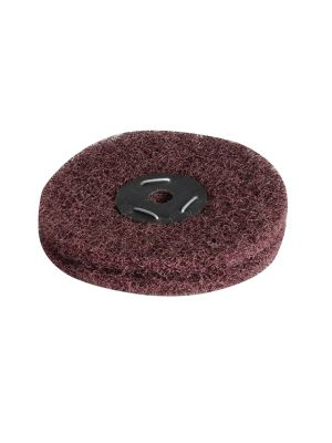 Satin Mop 4in x 2 Lap Coarse