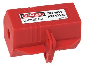 P110 Plug Lockout Device Small For Regular Plugs