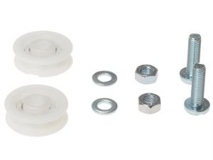 GH006 Sliding Door Wheel Kit 2 x 28mm