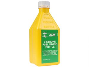 MX001 2 Stroke Fuel Mixing Bottle Yellow