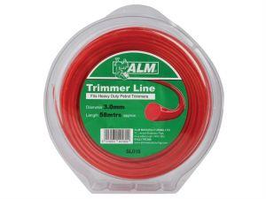 SL016 Heavy-Duty Trimmer Line 3mm x 58m