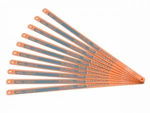3906 Sandflex Hacksaw Blades 300mm (12in) x 24tpi Pack 10