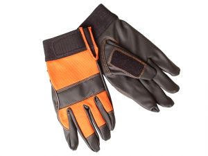 Production Soft Grip Gloves - Medium (Size 8)