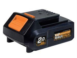 MAXXPACK Slide Battery Pack 18V 2.0Ah Li-Ion
