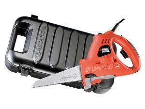 KS890EK Scorpion Powered Handsaw & Kitbox 400W 240V