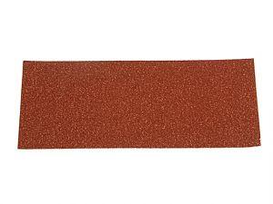 1/2 Sanding Sheets Orbital Plain Coarse 60 Grit (Pack of 5)