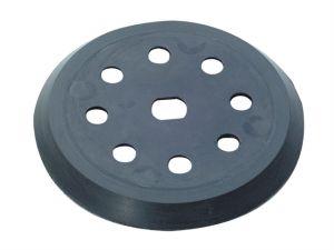 X32312 Medium Hard Rubber Backing Pad 125mm