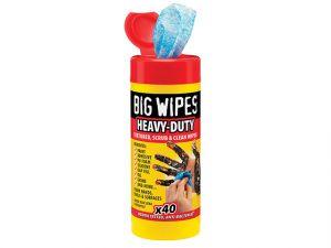 Scrub & Clean Wipes Tub of 40