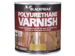 Polyurethane Varnish P101 Clear Matt 1 Litre