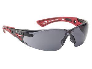 RUSH+ Safety Glasses - Smoke