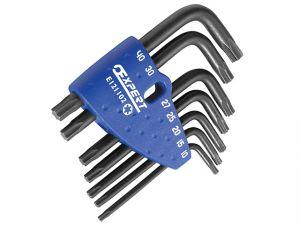 Torx Key Set of 7 (T10-T40)