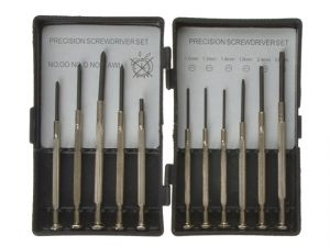 Precision Screwdriver Set of 11