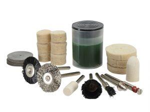 Cleaning & Polishing 20 Piece Kit