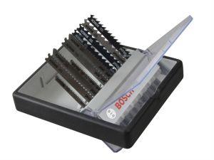 2607010540 Robust Line Wood Jigsaw Blade Set 10 Piece