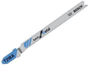 T218A Jigsaw Blade 1 x Pack of 5 Metal