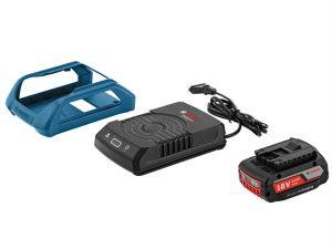 GAL 1830 W Wireless Battery Charger 18V 1 x 2.0Ah Wireless Li-Ion