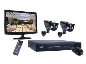 DVR728S 8 Channel HD CCTV System