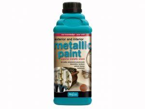 Exterior & Interior Metallic Paint Copper 500ml