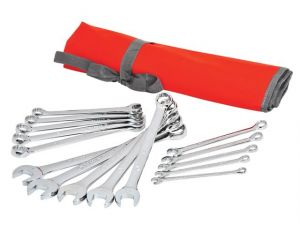 CCWS5 Metric Combination Wrench Set 15 Piece