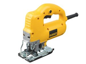 DW341K Compact Top Handle Jigsaw 550W 240V