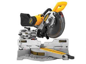 DW717XPS XPS Sliding Compound Mitre Saw 250mm 1675W 110V