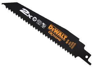 2X Life Wood & Nail Reciprocating Blades 228mm Pack of 5