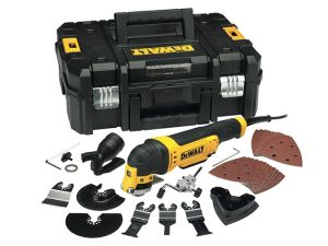 DWE315KT Multi-Tool Quick Change Kit & TSTAK 300W 110V