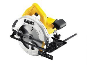 DWE560KL Compact Circular Saw & Kitbox 184mm 1350W 110V