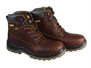 Titanium S3 Safety Tan Boots UK 8 Euro 42