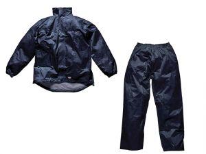 Navy Vermont Waterproof Suit - L (44-46in)